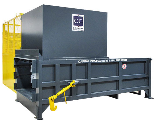Waste Compactors built by Capital Compactors