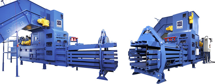 Fully Automatic balers from Capital Compactors