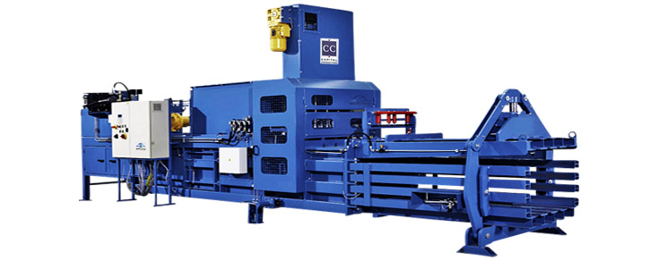 Fully Automatic Balers for waste and recycling