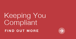 Keeping you compliant